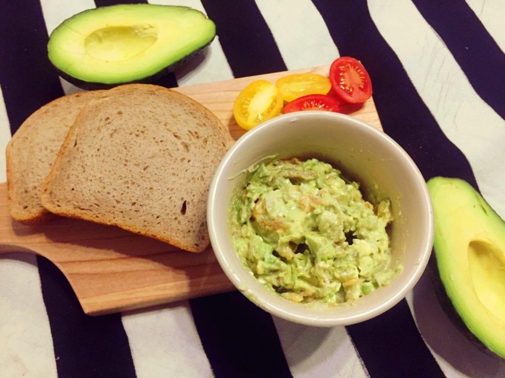 Salmon Dip with Nutritious New Zealand Avocado
