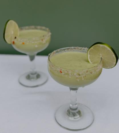 #Avopartyanyway – Frozen Avocado & Chilli Margarita