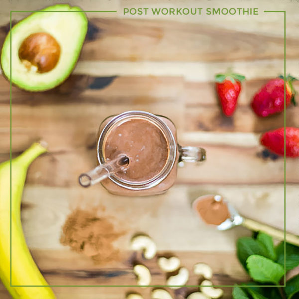 Post Workout Recovery Smoothie